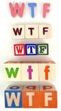 WTF Стоковые Фотографии RF