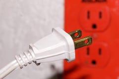 wtyczka elektryczna Zdjęcie Royalty Free