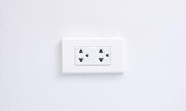 wtyczka elektryczna Obrazy Royalty Free