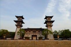 Wu palace at three studio of Wuxi Royalty Free Stock Photography