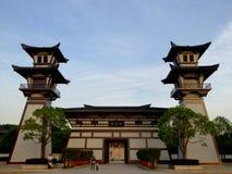 Wu palace at three studio of Wuxi Royalty Free Stock Images