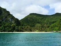 Wua Talab ö, Ang Thong National Marine Park, Thailand Royaltyfria Foton