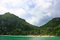 Wua Talab island, Ang Thong National Marine Park, Thailand Stock Images