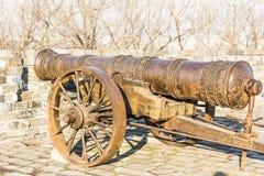 Wucheng Yonggu cannon Royalty Free Stock Image