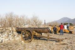 Wucheng Yonggu cannon Royalty Free Stock Images