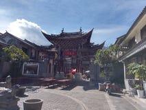 Wuchengmen de Yunnan Dali fotografia de stock royalty free