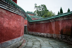 Wudang mountain Stock Image