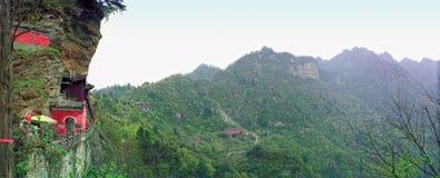 Wudang Mountains, Wudangshan Stock Photos
