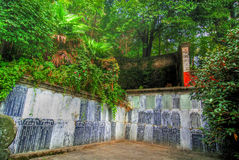 Wudang Shan Temple Royalty Free Stock Images