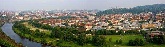 wuerzburg стоковое изображение