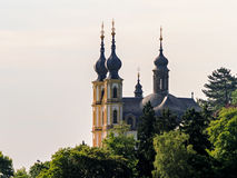 Wuerzburg Church Royalty Free Stock Image