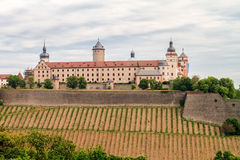 Wuerzburg Fortress Stock Photos