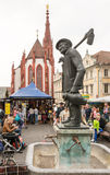 Wuerzburg Royalty Free Stock Photo