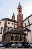 Wuerzburg Inner City Stock Images