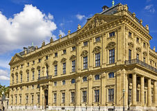Wuerzburg Palace Royalty Free Stock Photos