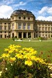 Wuerzburg Residence Royalty Free Stock Photography