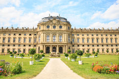 The Wuerzburg Residence Stock Photography