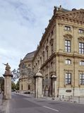 Wuerzburg Residence Royalty Free Stock Images
