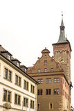 Wuerzburg Town Hall Royalty Free Stock Images