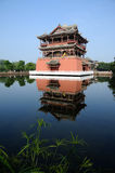 Wufeng Tower in Luodai Ancient Town Royalty Free Stock Image