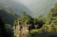 Wugong-Berg stockfotos