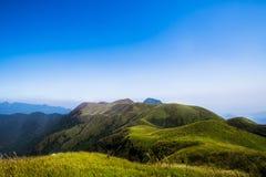 Wugong berg Arkivbilder