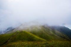 Wugong berg Royaltyfri Fotografi