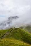 Wugong berg Royaltyfria Bilder