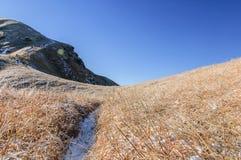Wugong góry Obraz Royalty Free