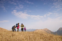 Wugong mountain Stock Images