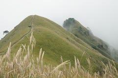Wugong Mountain Royalty Free Stock Photos