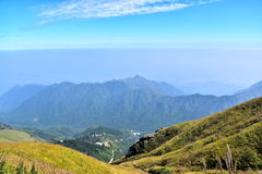 Wugong mountain Stock Image