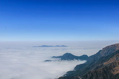 Wugong mountains Royalty Free Stock Photography