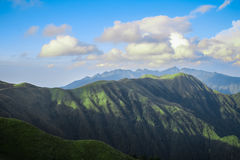 Wugongshan scenery Stock Photography