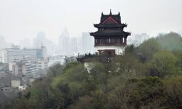 Wuhan in China Royalty Free Stock Photos