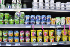 Wuhan, China. wal mart supercenter stock photos