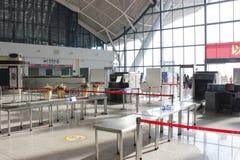 Wuhan CRH station Royaltyfri Foto