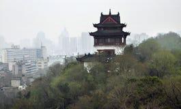 Wuhan en China Fotos de archivo libres de regalías