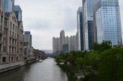 Wuhan Han Street photos stock
