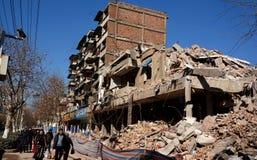 Haus-Demolierung