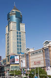 Wuhan miasto Fotografia Royalty Free