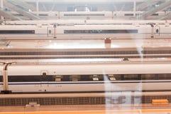 Wuhan railway station Stock Image