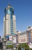 Wuhan stad Royaltyfri Fotografi
