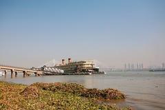 Wuhan Wuchang plaża obraz royalty free
