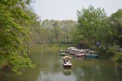 Wuhan wyzwolenia park obrazy royalty free