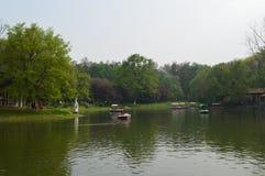Wuhan wyzwolenia park obraz stock