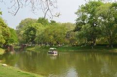 Wuhan wyzwolenia park zdjęcie stock