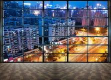Wuhanlandschap Royalty-vrije Stock Afbeeldingen