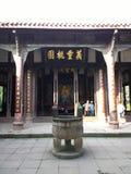 Wuhouci de China Foto de archivo libre de regalías