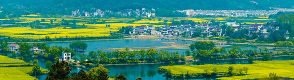Wuhu City, Anhui Province, southern countryside Royalty Free Stock Photo